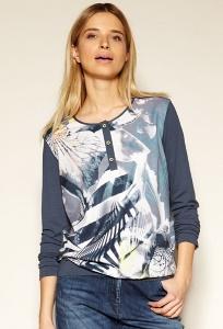 Блузка из трикотажа Zaps Domenica