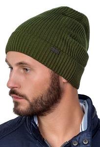 Молодежная тонкая одинарная шапка-колпак Landre Анджело
