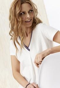 Летняя блузка из хлопка Sunwear Y33-3-09