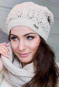 Женская шапка Veilo 50.75