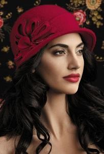 Женская шляпка с полями Willi Felicja