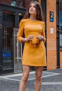 Коктейльное мини-платье Donna Saggia DSP-401-30