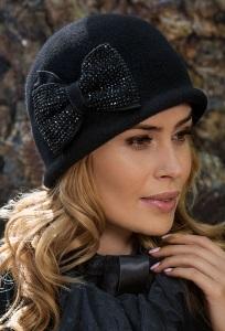 Женская шляпка из валяной шерстиWilli Toreta