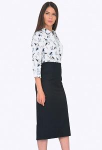 Офисная женская юбка Emka 501/malika