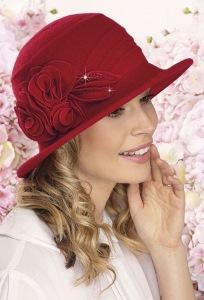 Шляпа со средними полями Willi Kiki