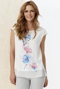 Двухслойная блузка Sunwear Y11-2-90