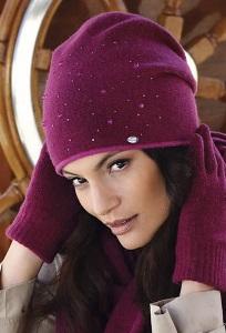 Женская двойная шапка-бандана Kamea Pensylwania
