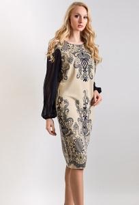 Нарядное платье TopDesign Premium PB8 63