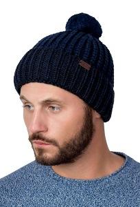 Мужская теплая шапка Landre Уго