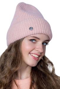Объемная шапка с отворотом Landre Паола