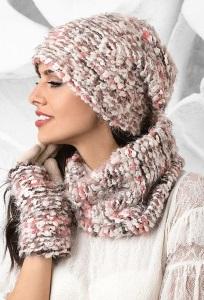Женская шапка Kamea Carini