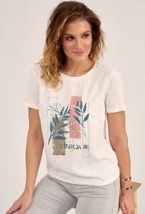 Летняя блуза с принтом Sunwear D38-3-08