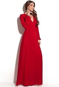 Вечернее платье красного цвета Donna Saggia DSP-231-29t