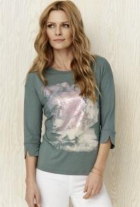 Трикотажная блуза Sunwear Y25-4-3