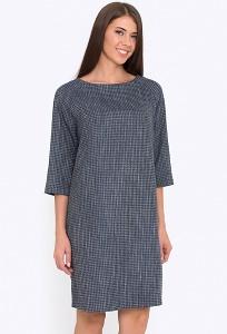 Платье прямого кроя Emka Fashion PL-519/jessie