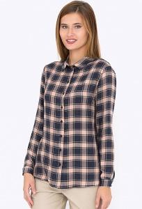 b6e2562619d Купить тёплую женскую рубашку Emka Fashion b 2224 brungilda в ...