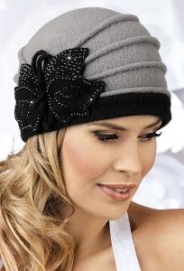 Женская шапка из шерсти Willi Imelda
