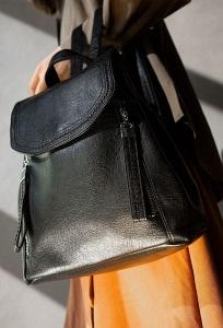 Рюкзак из экокожи Emka C029/lebel