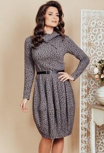 Платье-баллон TopDesign Premium PB6 04