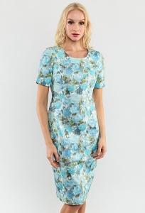 Летнее платье TopDesign Premium PA9 65