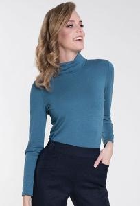 Бирюзовая блузка Zaps Rubia