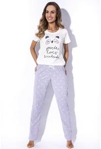 Пижама со штанами MyMaDo Kristy