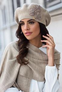 Двухметровый тонкий женский шарф Kamea (несколько цветов)