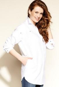Удлиненная блузка Zaps Finola