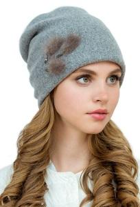 Женская шапка-бандана с декором Landre Изабелла