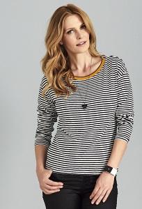 Блузка в мелкую полоску Sunwear A32-5-08