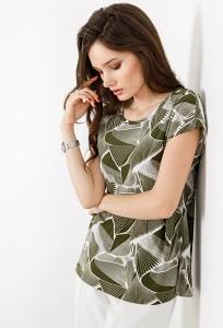 Женская блуза TopDesign A21063