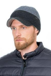 Мужская кепка на флисе Landre Лука