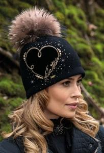 Женская шапка Willi Arbuzjana