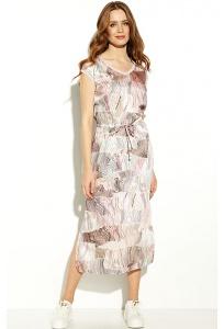 Летнее платье из тонкой лёгкой ткани Zaps Tytti