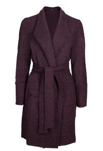 Пальто из варёной шерсти TopDsign NB7 01