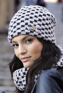 Женская шапка-бандана Kamea Boston