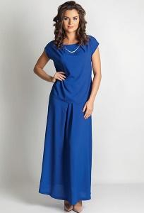 Длинная в пол летняя юбка TopDesign А6 068
