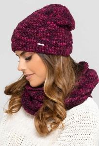 Комплект шапка + снуд Kamea Morelino