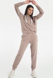 Трикотажные брюки Emka D174/visa