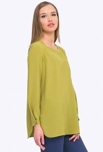 66afbf2837f Купить женскую блузку с воротником-хомут Emka B2268 debra