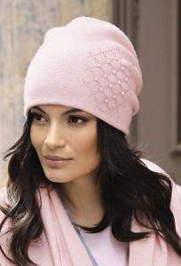 Женская шапка-бандана Kamea Austria (коллекция 19/20)