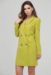 Женское платье-пиджак Donna Saggia DSP-305-88