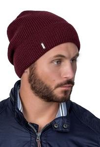 Одинарная шапка с отворотом Landre Бруно