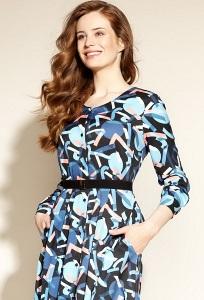 Платье миди Zaps Laboni