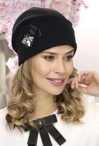Женская шапка польского производства Willi Viennir