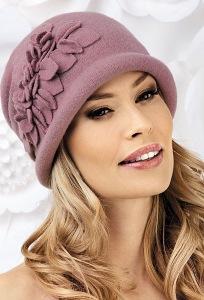 Женская шляпа с руликом Landre Didi