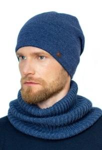 Простая недорогая мужская шапка Landre Фабиано