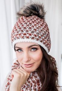 Женская шапка Veilo 32.21