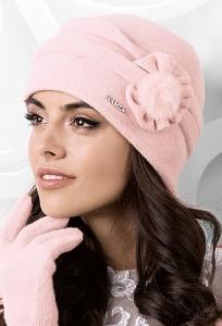 Женская двойная шапка по голове Kamea Ferrara