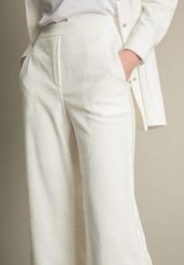 Прямые вельветовые брюки Emka D210/ferum